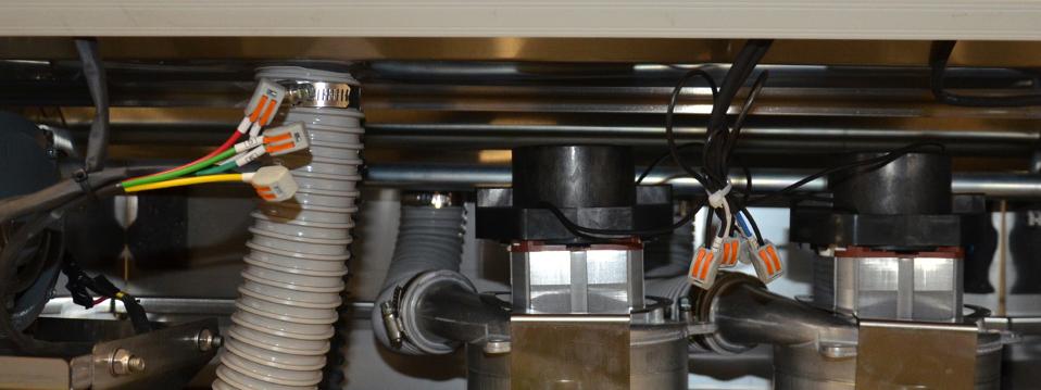 Wash-Mat Autofußmatten SB-Reinigungsmaschinen Modelle: