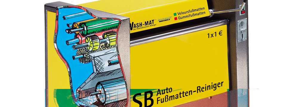 Wash-Mat car mat cleaning machine Models
